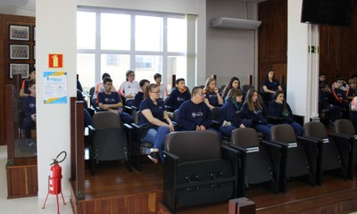 10.10.2019 Visita alunos Santa Rosa