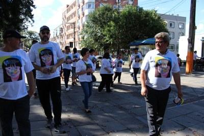 Caminhada do Dia da Síndrome de Down