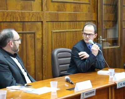 Promotor de Justiça, Paulo Adair Manjabosco