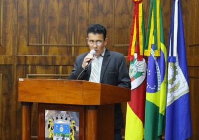 29.07.2019 Vereador Valmor da Rocha