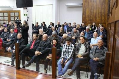 29.07 Sessão Comemorativa do Cidadão Barbosense a Irani Chies