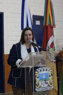 26.06.2019 Diretora Rosane Mutzemberg Giussani