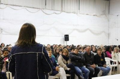 Sessão Comemorativa 50 anos do Elisa Tramontina