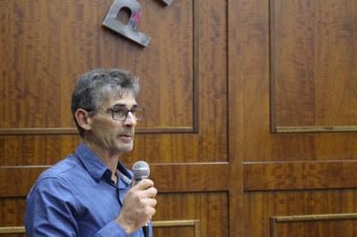 16.09.19 Suplente de vereador Maximino Malabarba