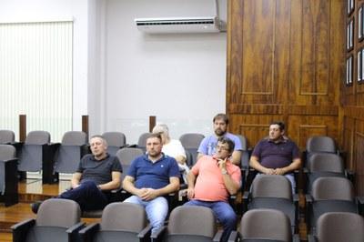 17.06.2019 Público presente na sessão
