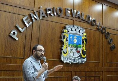 17.06.2019 Vereador Luciano Baroni