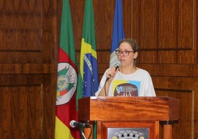 18.03.2019 - Vereadora Lucilene Marchi
