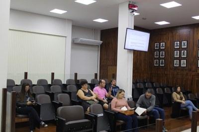 Público na sessão 20.05