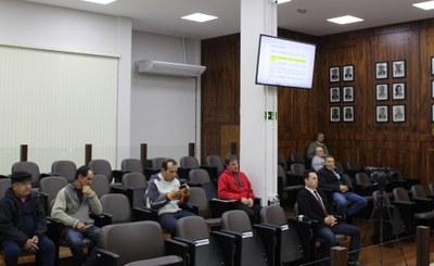 23.09.2019 Público na sessão
