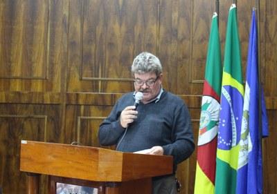 Vereador Miguel Stanislososki