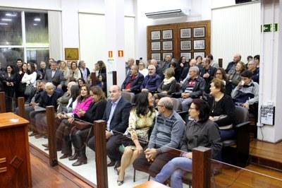 12.09.2019 Homenagem Agostinho Baccon