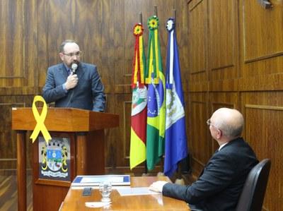 12.09.2019 Presidente Luciano Baroni