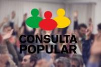 Consulta Popular será nos dias 26, 27 e 28 de junho