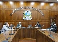 Relatório acerca das Metas Fiscais do 1º quadrimestre de 202 foi apresentado nesta sexta-feira, 28