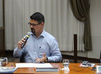 Secretário explanou sobre o uso da Rua Coberta e a reforma dos banheiros públicos