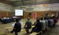 Sessão aconteceu em Santo Antônio de Santa Clara Baixa