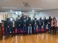 Vereadores barbosenses participam de reunião do Parlamento Regional